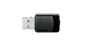 D-Link AC600 Dual Band Wireless Nano USB Adapter (DWA-171)