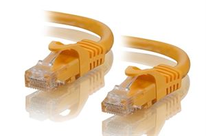 Alogic 1m CAT6 Network Cable - Yellow