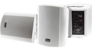 Wintal STUDIO5AW - Active Indoor/Outdoor Speakers (White)
