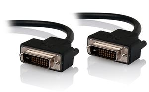 Alogic 2m DVI-D Dual Link Digital Video Cable- DVI-D Male to DVI-D Male