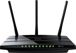TP-Link Archer C7 Wireless AC1750 Router - 1300+450mbps Dual Band - USB 2.0
