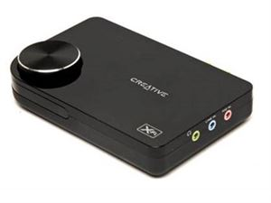 Creative Sound Blaster X-Fi Surround 5.1 Pro USB2.0 Sound Card