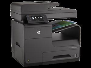HP OfficeJet X476DW Multi-Function Printer -  CN461A