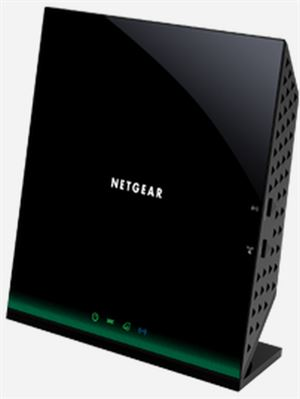 Netgear WiFi Modem Router Essentials Edition - D6100