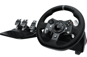Logitech G920 Driving Force Racing Wheel - Xbox & PC Version