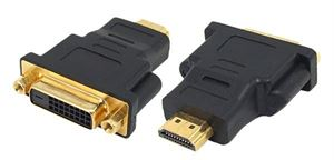 Goldwire -  HDMI Male to DVI Female Adapter
