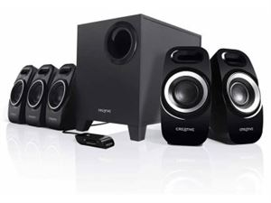 Creative Inspire T6300 5.1 Surround Speaker System