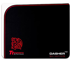 TT eSport Dasher V2 Mouse Pad