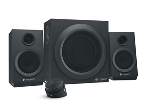 Logitech Z333 2.1 Surround Multimedia Speakers