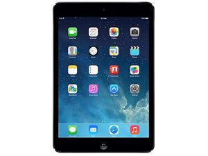 Apple iPad Mini 4 With Retina - Wi-Fi + Cellular, 16GB Storage - Space Grey - MK6Y2X/A