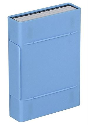 "Orico ShockProof 3.5"" Internal Hard Drive Protector Case - Blue"