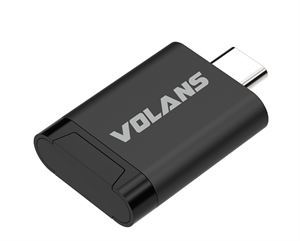 Volans Aluminium USB 3.1 Type-C Card Reader( Micro SD)