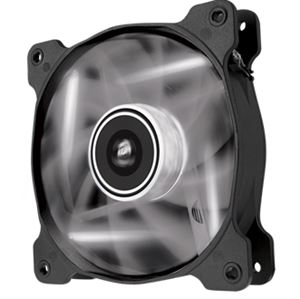 Corsair Air Series  AF120 LED White High Airflow 120mm Cooling Fan - CO-9050015-WLED