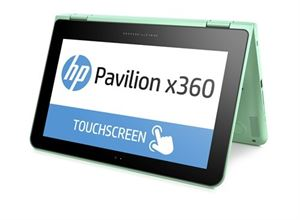 "HP PAV X360 11.6"" HD Touch Screen, 4GB, 128GB SSD, Win 10"
