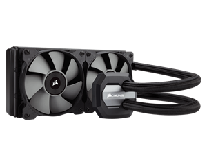 Corsair Hydro Series H100i V2 Liquid CPU Cooler