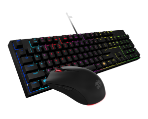 Cooler Master Masterkeys Lite L RGB Mem-chanical & 3500DPI Gaming Mouse Bundle