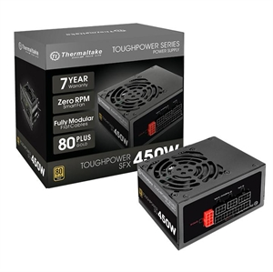 Thermaltake Toughpower 450W 80+ Gold Modular SFX Power Supply