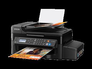 Epson EcoTank WorkForce ET-4500 Colour MFC Printer