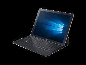 "Samsung Galaxy TabPro S 12"" FHD+ Windows Home Tablet - Black"