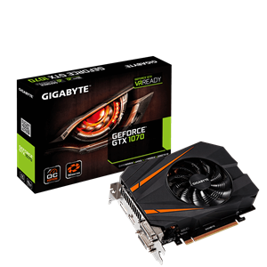 Gigabyte GTX 1070 Mini ITX 8GB Graphics Card