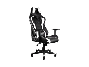 ThunderX3 TGC22 Gaming Chair - Black White
