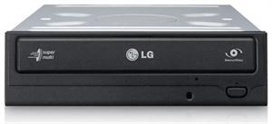 LG DVD Burner Black (OEM) - GH24-NSD1
