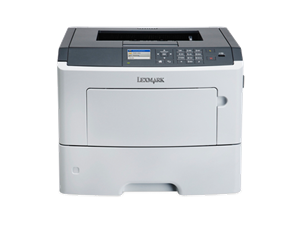 Lexmark MS610DN Duplex Network Monochrome Laser Printer