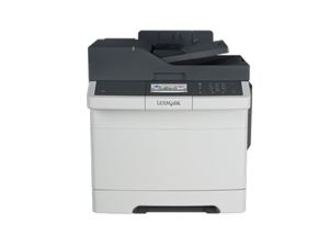 Lexmark CX410DE MultiFunction Duplex Colour Laser Printer