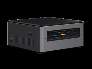 "Intel BOXNUC7I3BNH i3-7100U, 2xDDR4 SODIMM, 1xSATA 2.5"", 1xM.2, Wireless AC NUC"