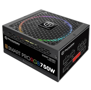 Thermaltake 750W Smart Pro RGB Fully Modular 80+ Bronze Power Supply
