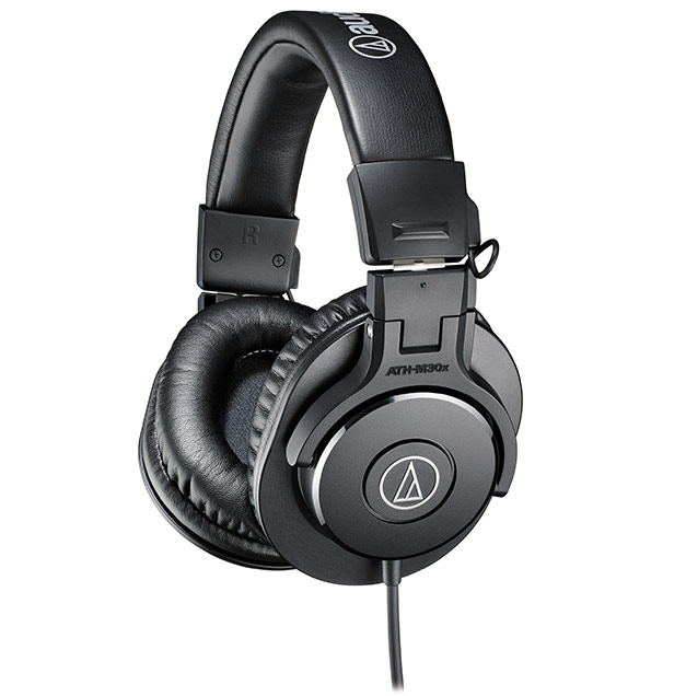 audio technica ath m30x professional monitor headphones ath m30x centre com best pc. Black Bedroom Furniture Sets. Home Design Ideas