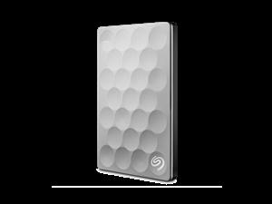 Seagate 2TB BackUp Plus Ultra Slim - Platinum