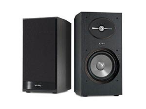 "Harman Infinity Reference 162 2 Way 6.5"" Bookshelf Speakers"