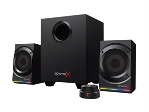 Creative Sound BlasterX Kratos S5 RGB USB 2.1 Speakers