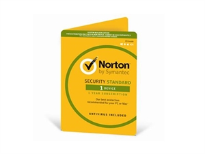 Norton Security Standard Retail - 1 PC 1 Year