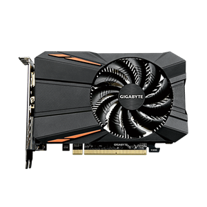 Gigabyte RX 550 2GB OC Graphics Card