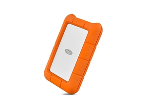 LaCie 4TB Rugged USB-C 3.0 Portable Hard Drive