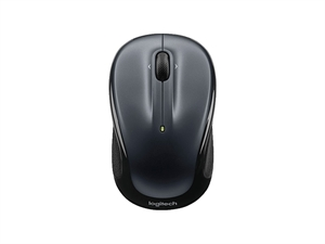 Logitech M325 Dark Silver Wireless Optical Mouse 910-002151