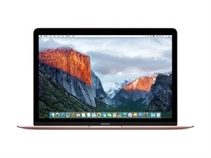"Apple MacBook 12"" Intel Core m3 1.2GHz 256GB - Rose Gold"
