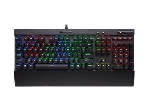 Corsair K70 Gaming RGB LUX Cherry MX Red Mechanical Keyboard