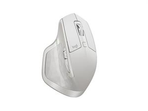 Logitech MX Master 2S Wireless Mouse - Light Grey