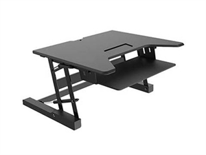 Vision Mounts Height Adjustible Desk Mount with Gas Spring System
