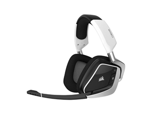Corsair Gaming Void Pro RGB Wireless Headset - White