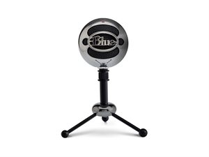 BLUE Snowball Professional USB Microphone - Aluminum