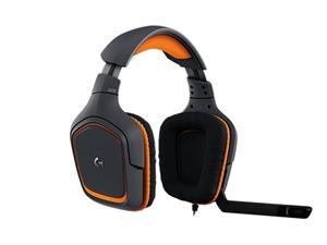 Logitech G231 Prodigy Stereo Multi-Platform Gaming Headset
