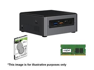 CentreCom DIY 'Intel NUC i3 8GB' (No SSD) NUC System