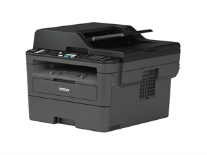 Brother MFC-L2710DW Wireless Compact Mono Laser All-in-One Printer