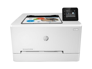 HP LaserJet Pro M254dw Color Duplex Printer