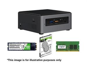 CentreCom DIY 'Intel NUC SSD i5 8GB' NUC System