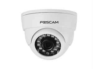 Foscam FI9851P 1MP 720P Indoor Wireless Dome Camera - White